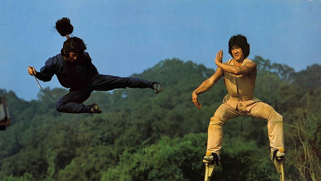 Ninja in the Dragon's Den on Amazon Prime Video UK