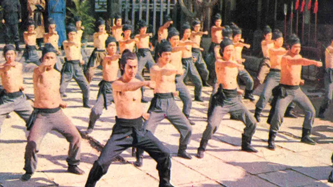 Shaolin Kids on Amazon Prime Video UK