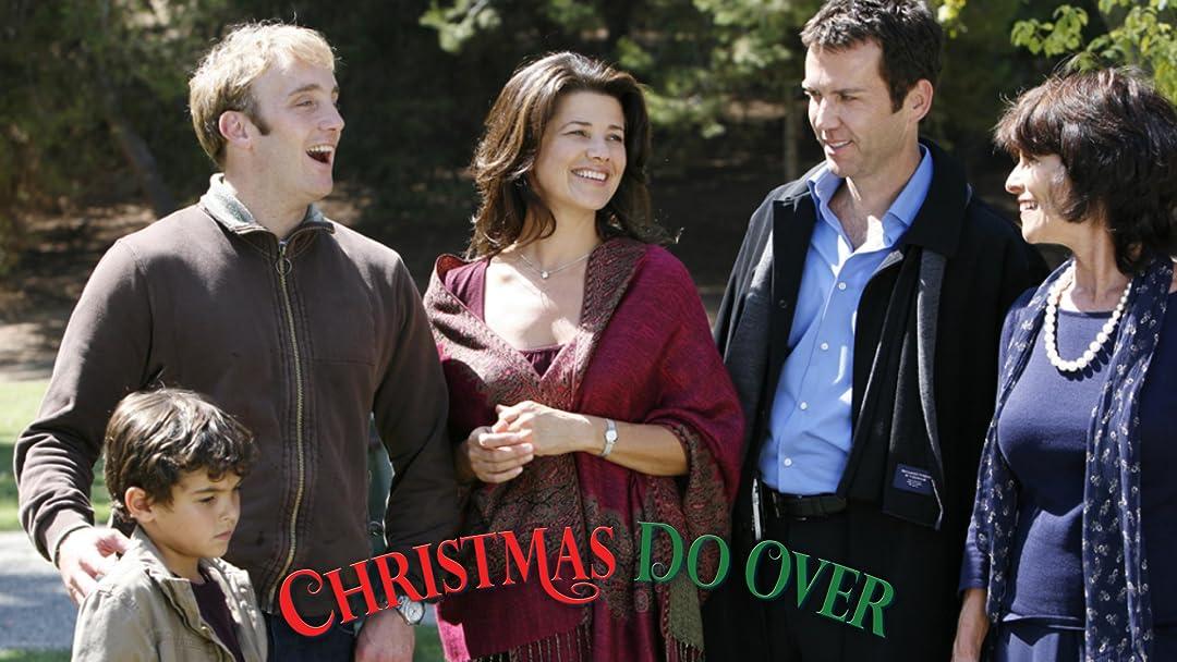 Christmas Do-Over on Amazon Prime Video UK