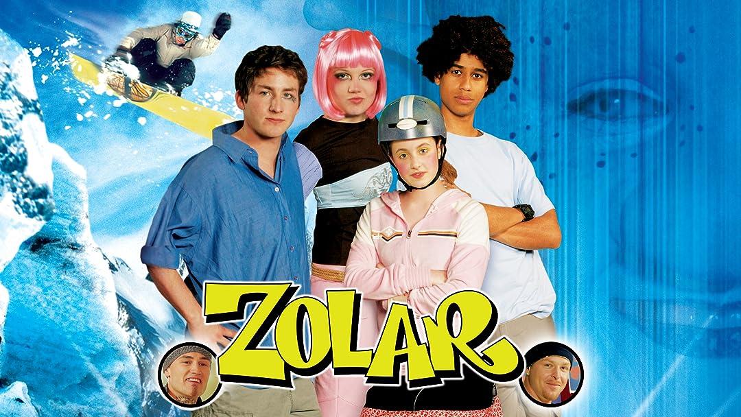 Zolar on Amazon Prime Video UK
