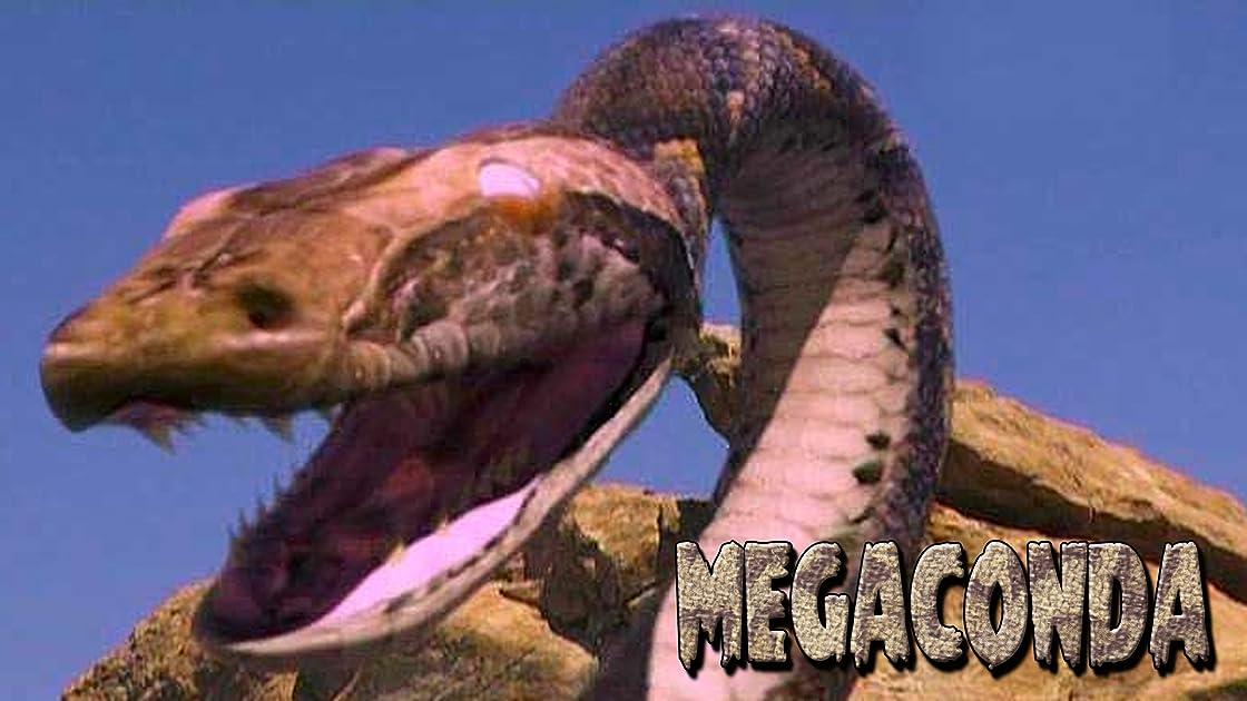 Megaconda on Amazon Prime Video UK