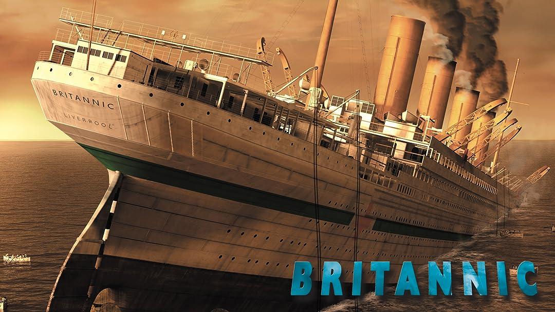 Britannic on Amazon Prime Video UK