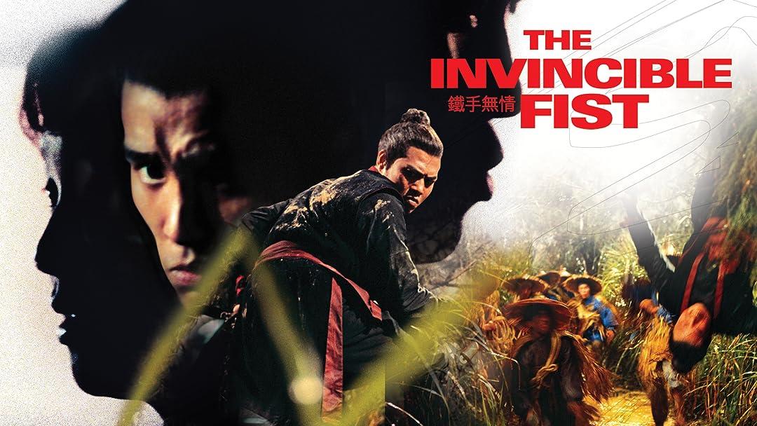 The Invincible Fist