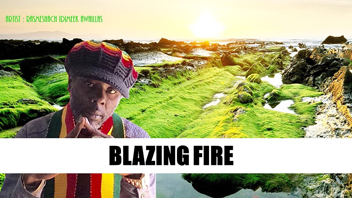 Blazing Fire (Official Music Video)