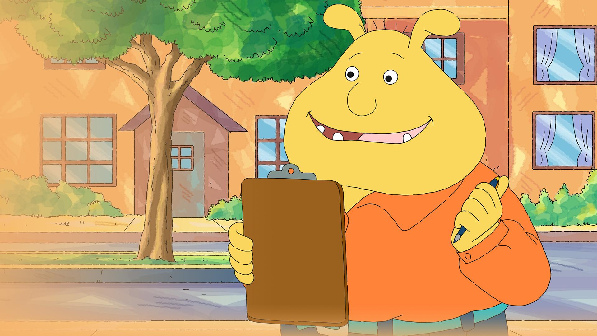 Arthur on Amazon Prime Video UK