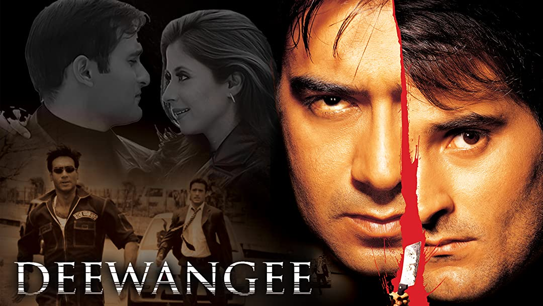 Deewangee on Amazon Prime Video UK