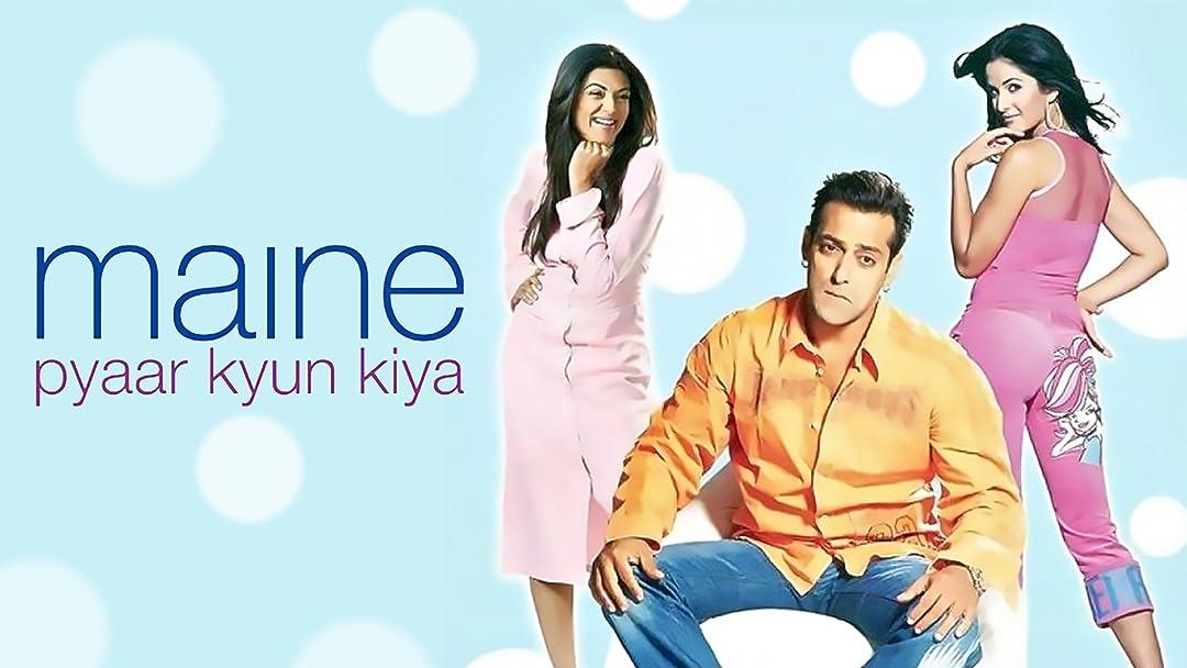 Maine Pyaar Kyun Kiya on Amazon Prime Video UK