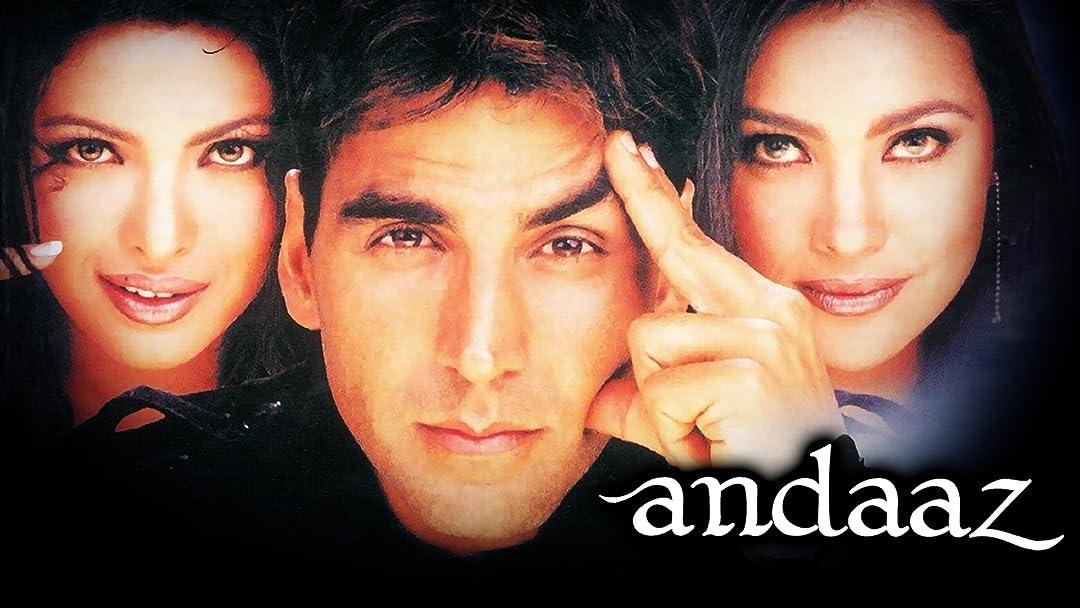 Andaaz on Amazon Prime Video UK