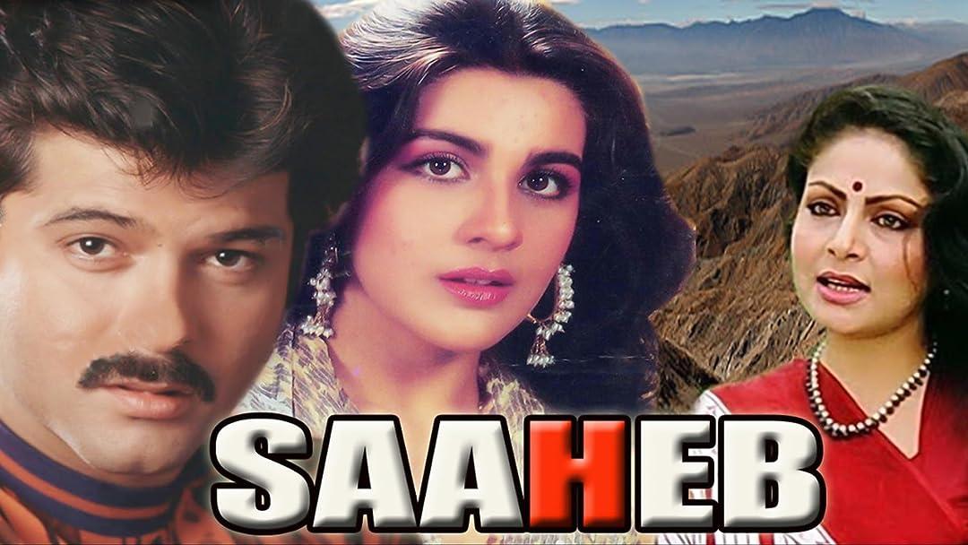 Saaheb on Amazon Prime Video UK