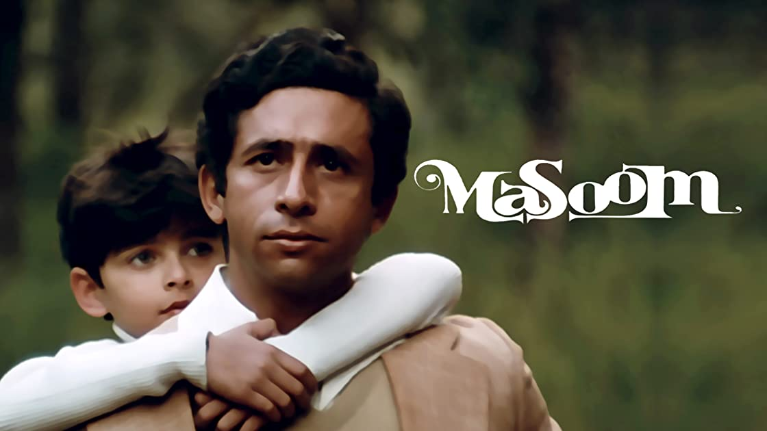 Masoom on Amazon Prime Instant Video UK