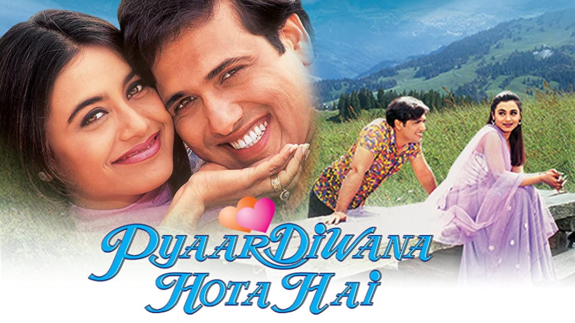 Pyar Diwana Hota Hai on Amazon Prime Video UK