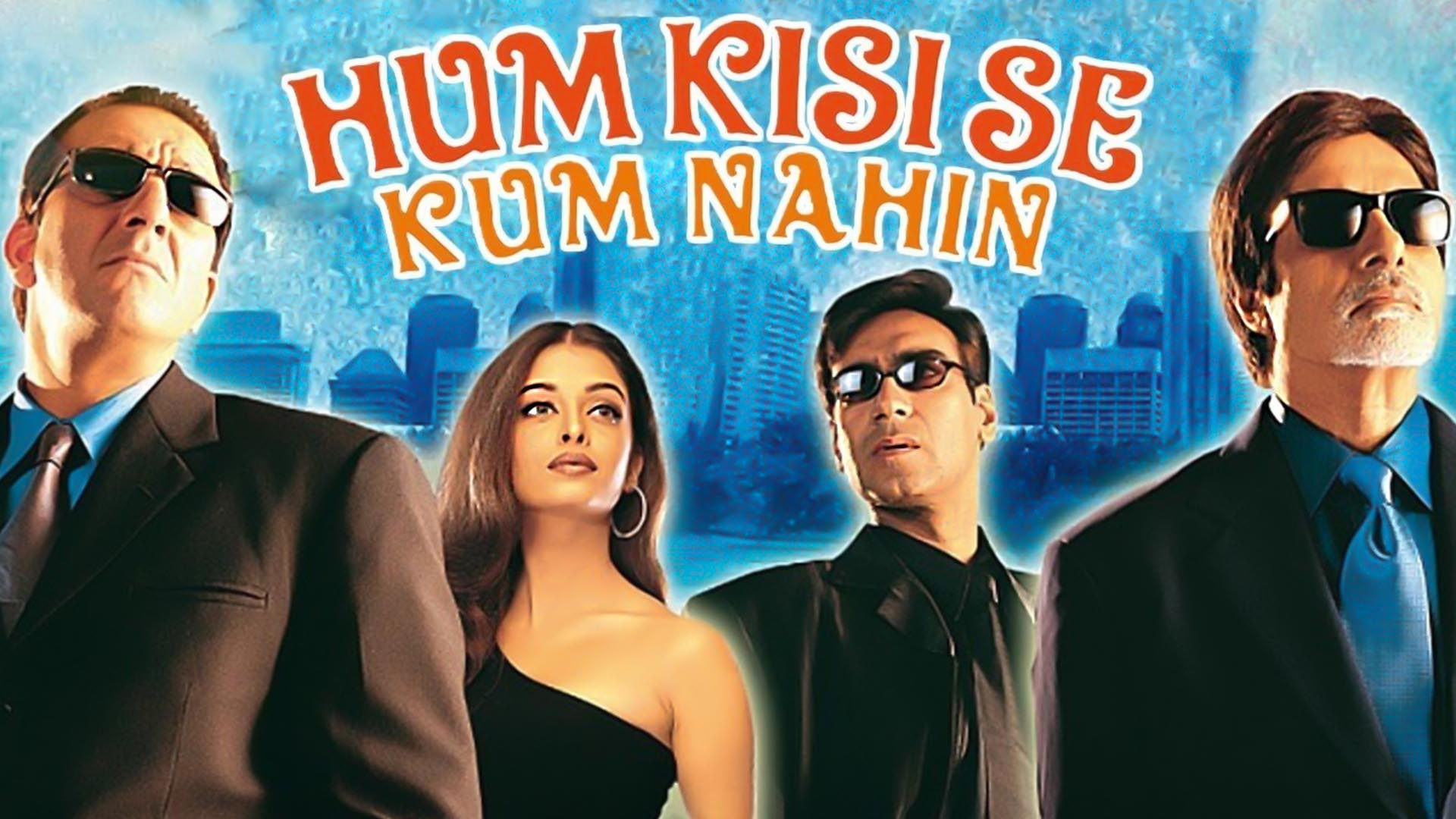 Hum Kissi Se Kum Nahin on Amazon Prime Instant Video UK