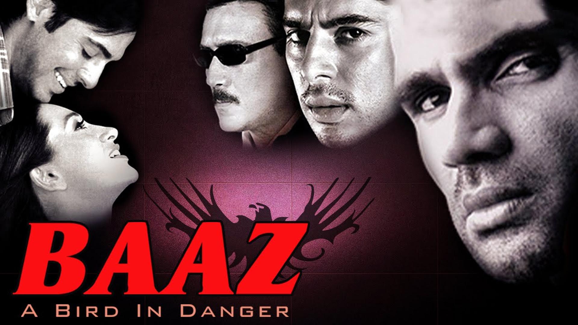 Baaz - A Bird In Danger
