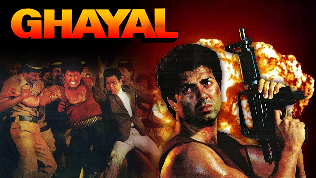 Ghayal on Amazon Prime Video UK