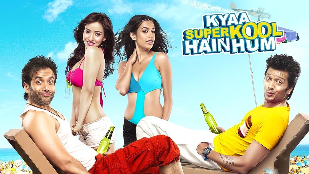 Kyaa Super Kool Hain Hum on Amazon Prime Video UK