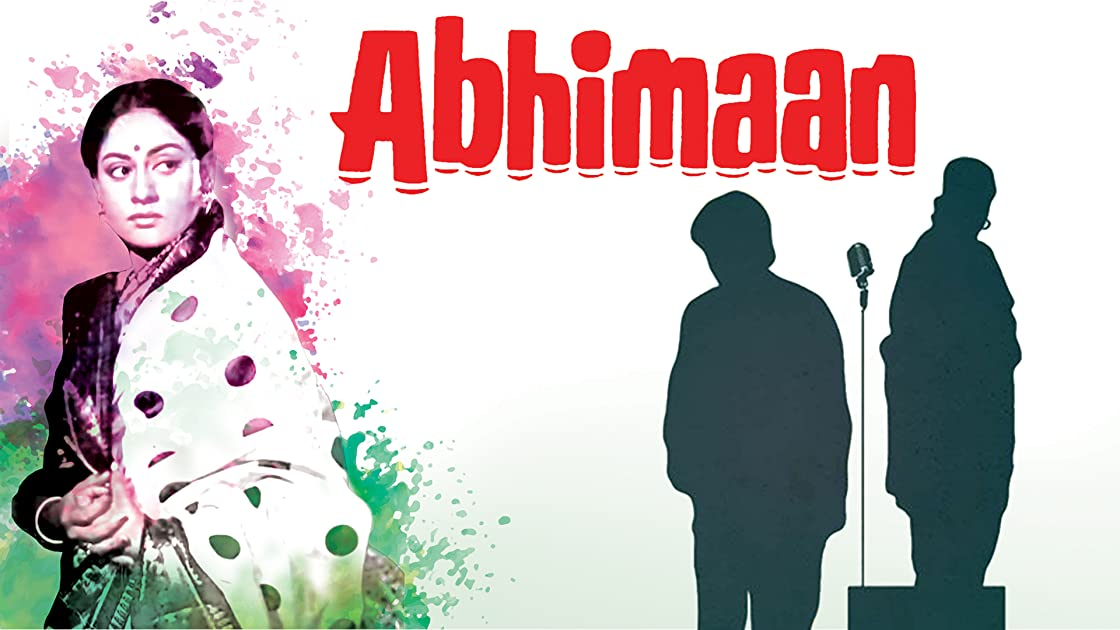 Abhimaan on Amazon Prime Instant Video UK