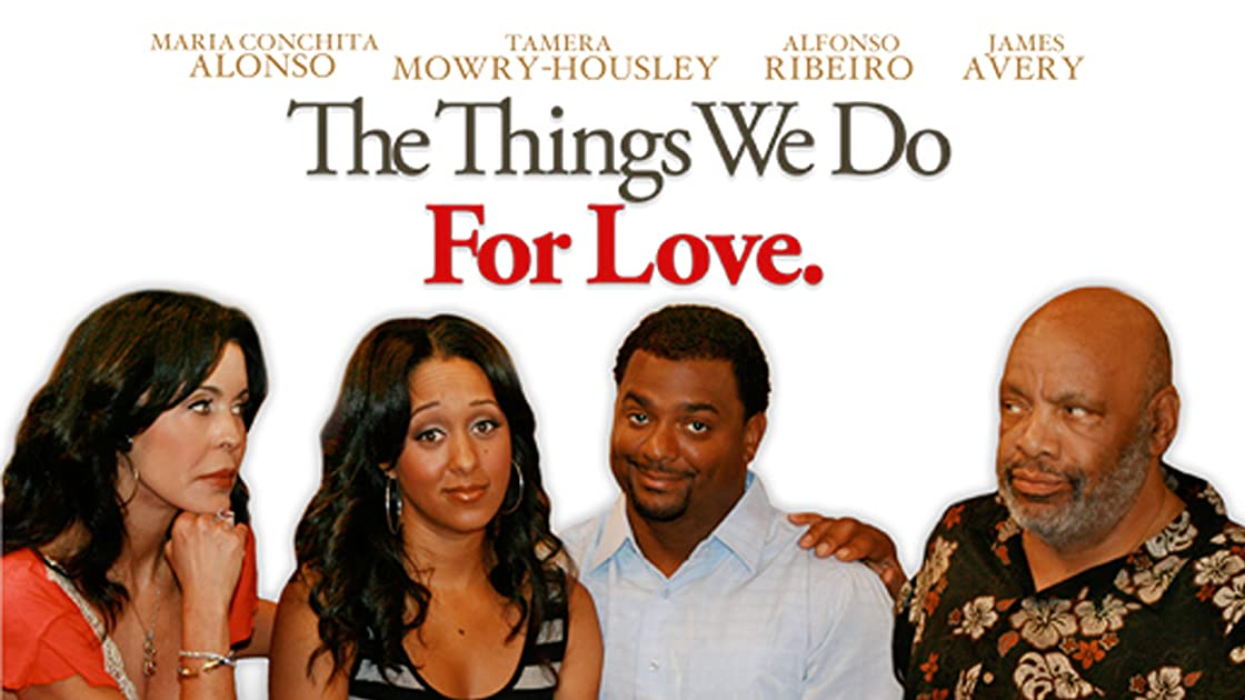 Things We Do for Love on Amazon Prime Instant Video UK