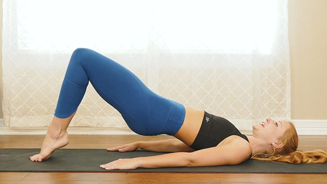 Watch 10 Minute Inner Thigh Trimming Workout on Amazon Prime Instant Video UK
