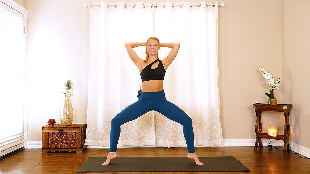Cardio Pilates Workout Challenge | The Banks Method