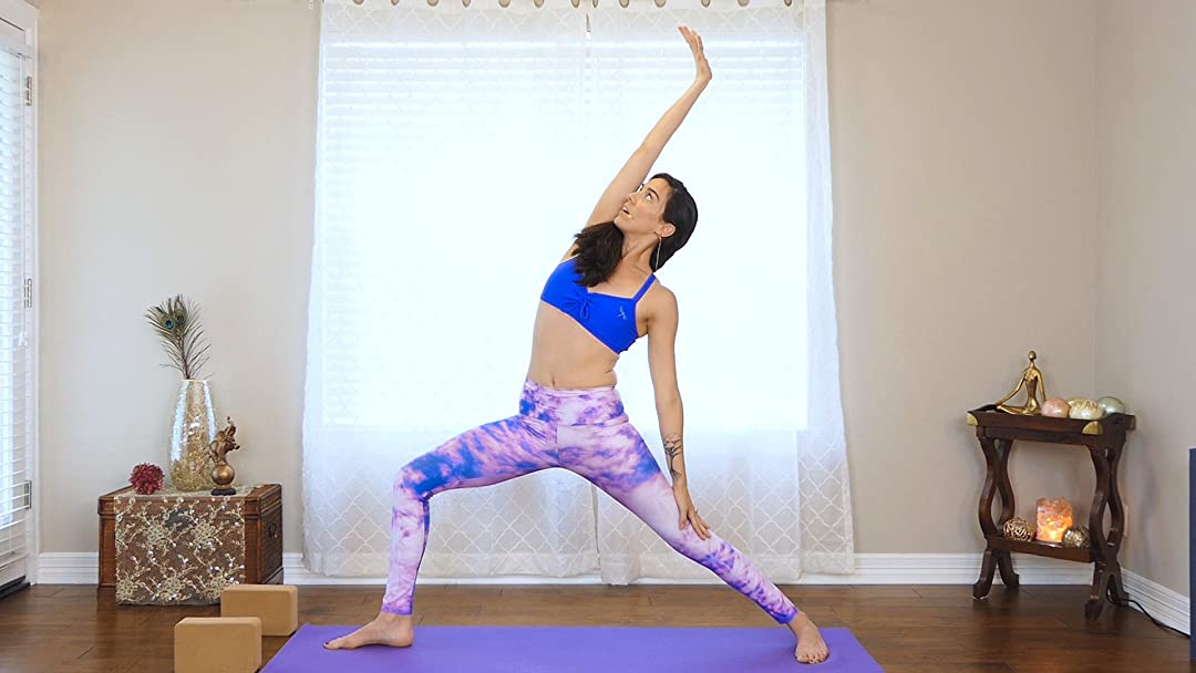1 Hour Yoga for Weight Loss - Cardio Burn on Amazon Prime Instant Video UK