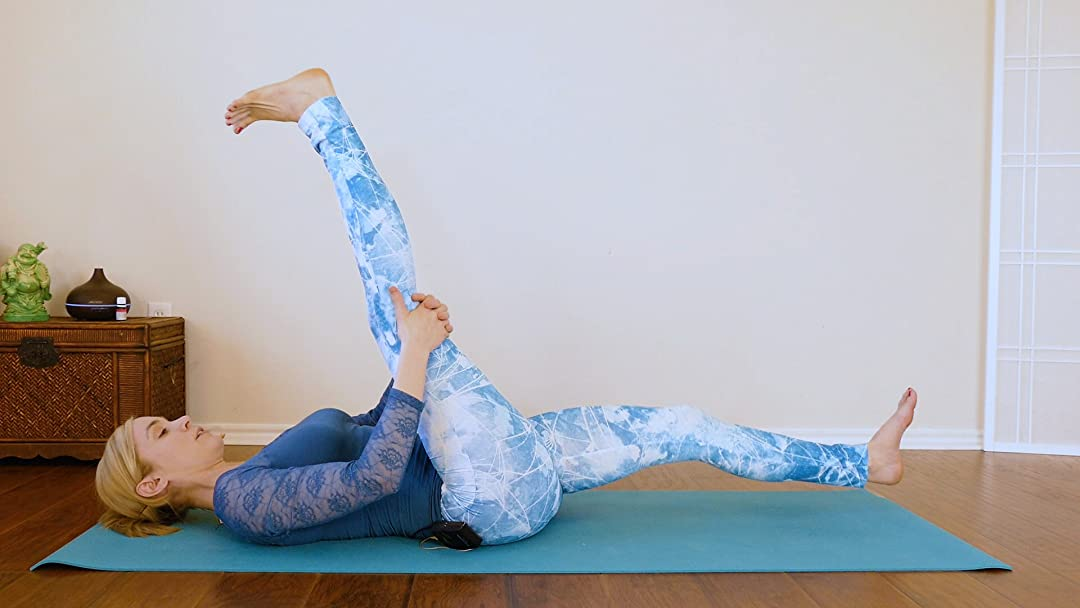 Yoga Therapy For Back Pain, Neck Pain & Stress Relief - Lindsey Samper - Season 1