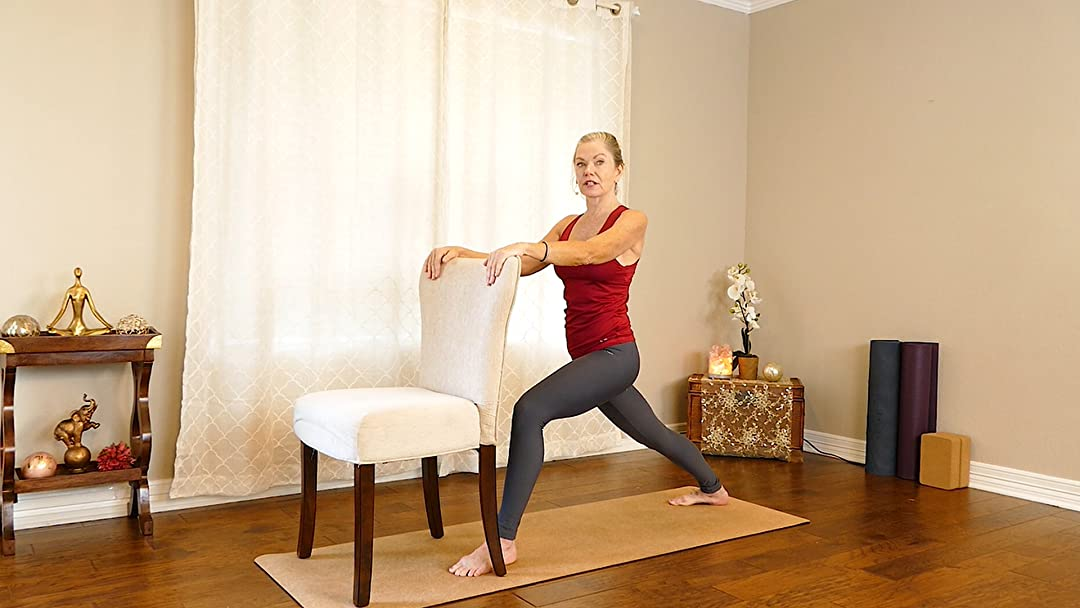 Yoga for Seniors and Women Over 50 with Nanci Haines on Amazon Prime Video UK