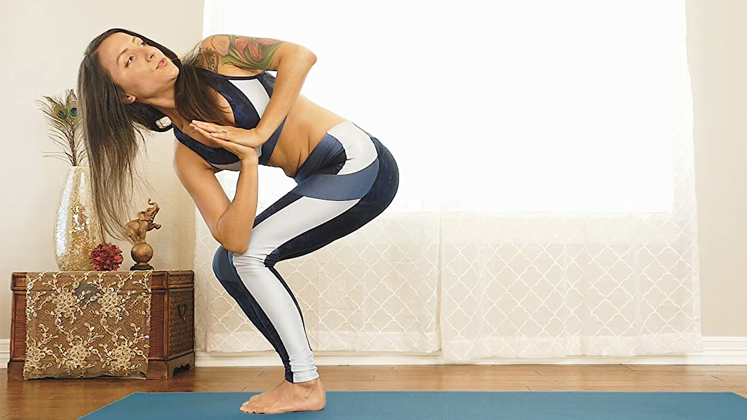1 Hour Yoga For Weight Loss - Core Strength, Belly Fat & Self Love on Amazon Prime Instant Video UK