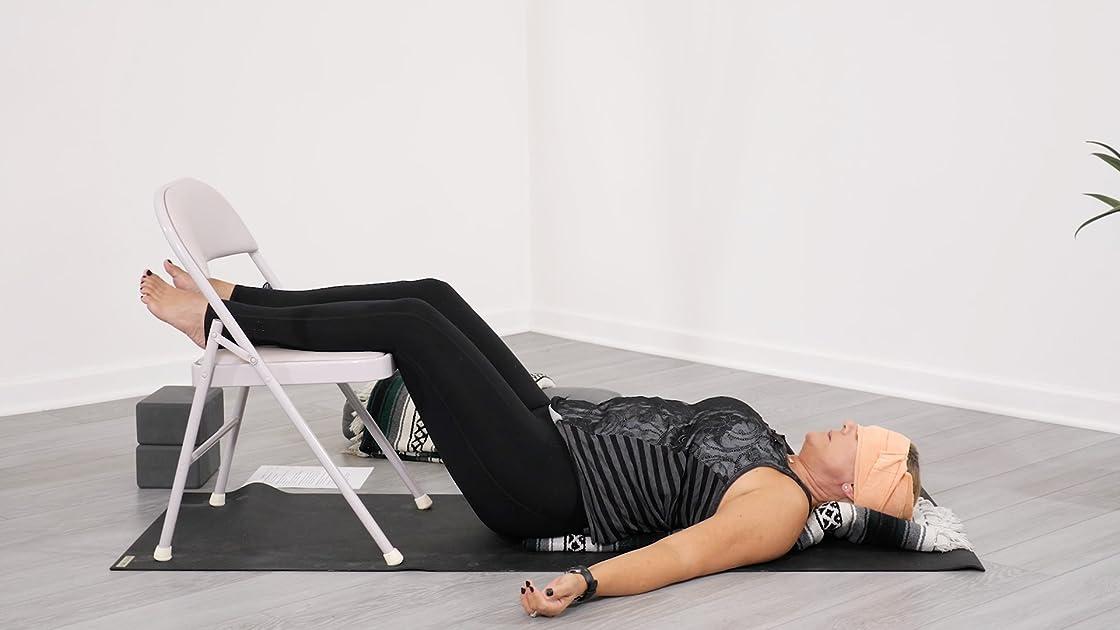 Yin Yoga for Migraines