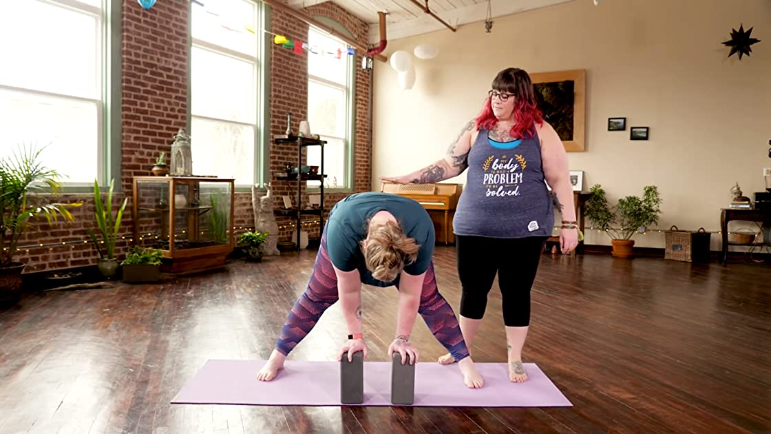 Body Positive Beginner Yoga