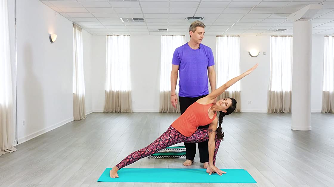 Just Yoga Level 2: Strengthening on Amazon Prime Instant Video UK