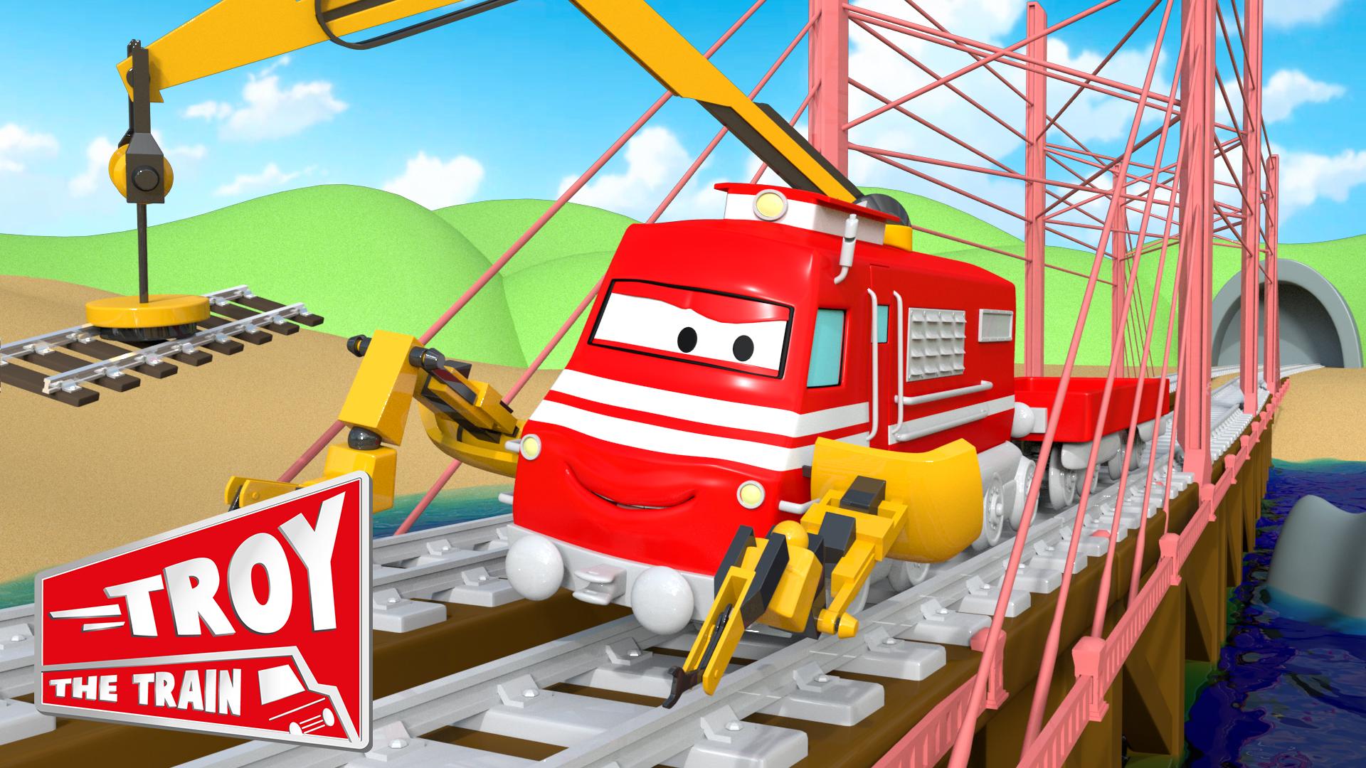 Troy The Train on Amazon Prime Video UK