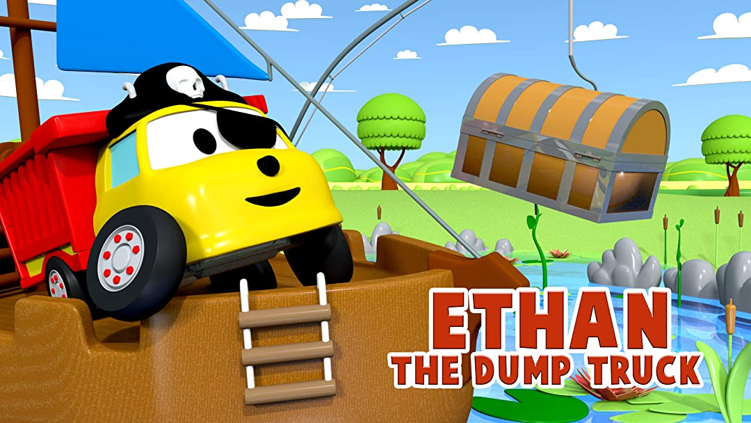 Ethan The Dump Truck on Amazon Prime Video UK
