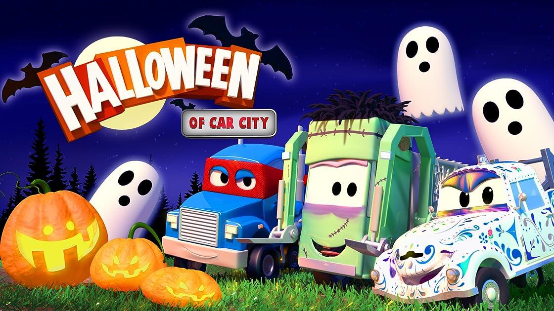 Halloween of Car City - Season 1