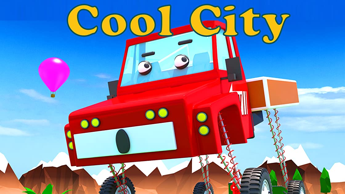 Cool City on Amazon Prime Video UK