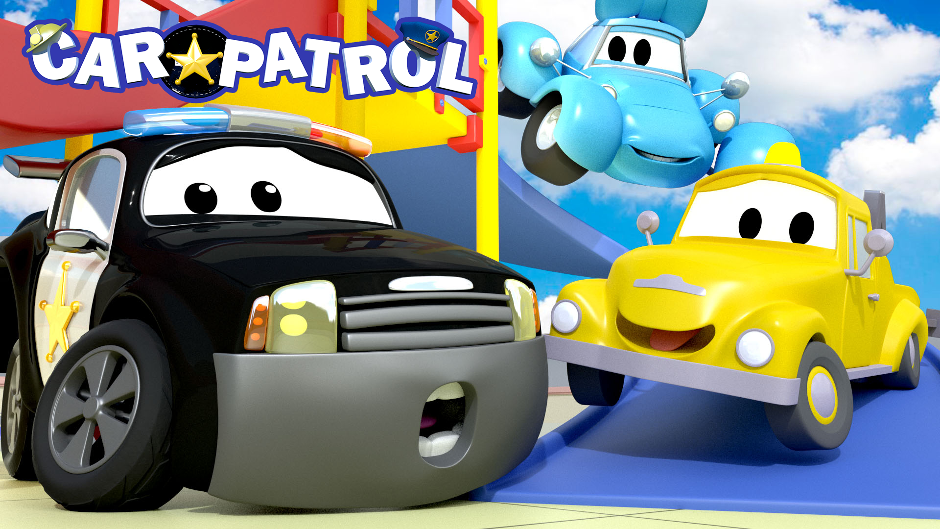Car Patrol of Car City on Amazon Prime Video UK