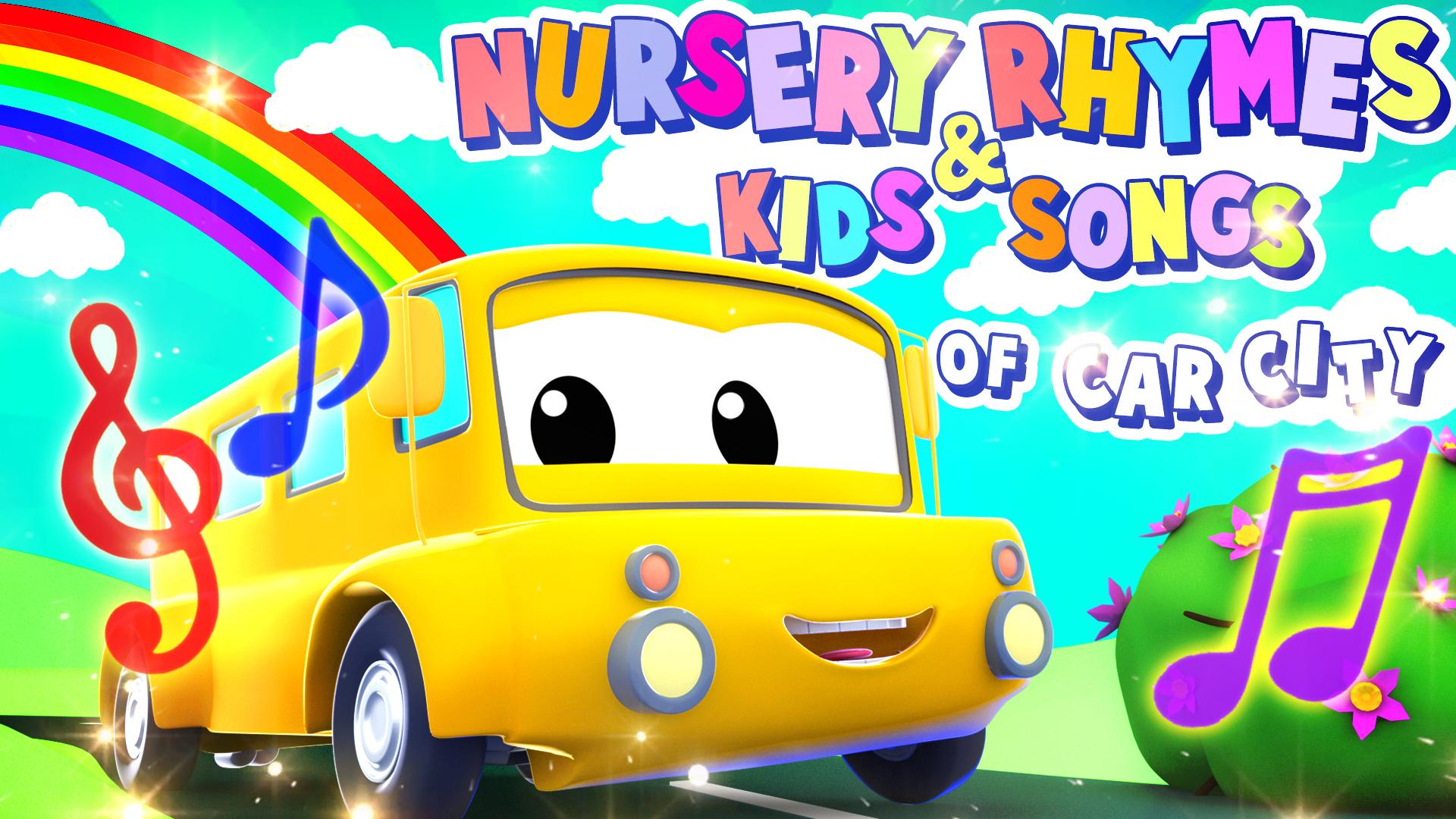 Nursery Rhymes & Kids Songs of Car City on Amazon Prime Video UK