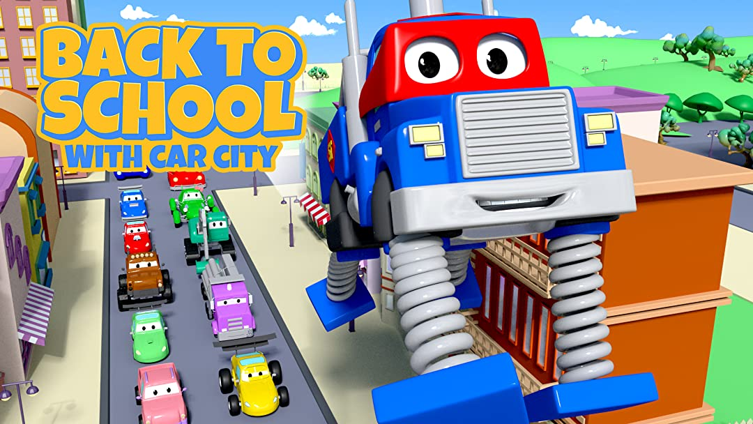 Back to School with Car City - Season 1