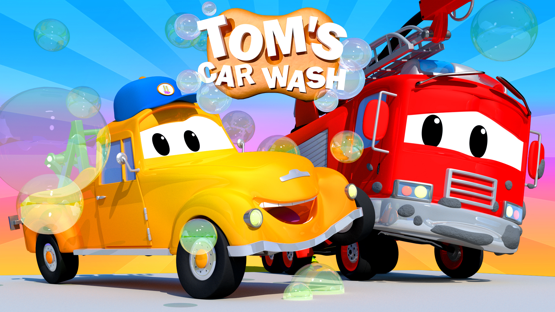 Tom's Car Wash on Amazon Prime Video UK