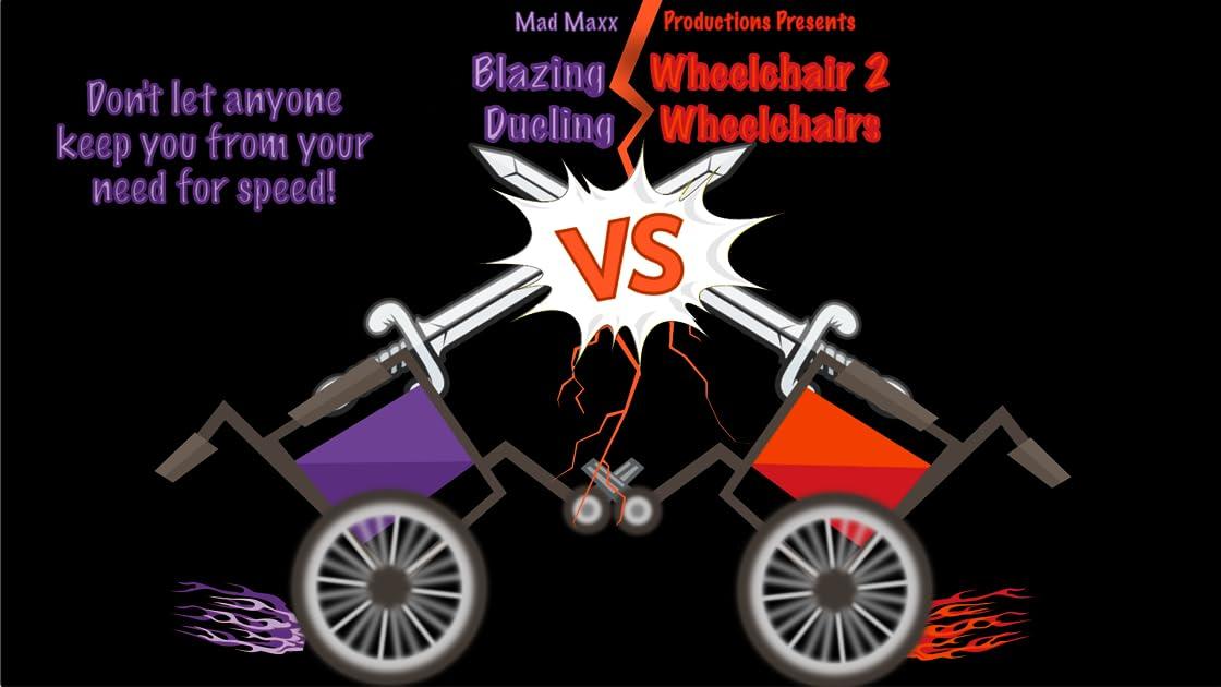 Blazing Wheelchair 2