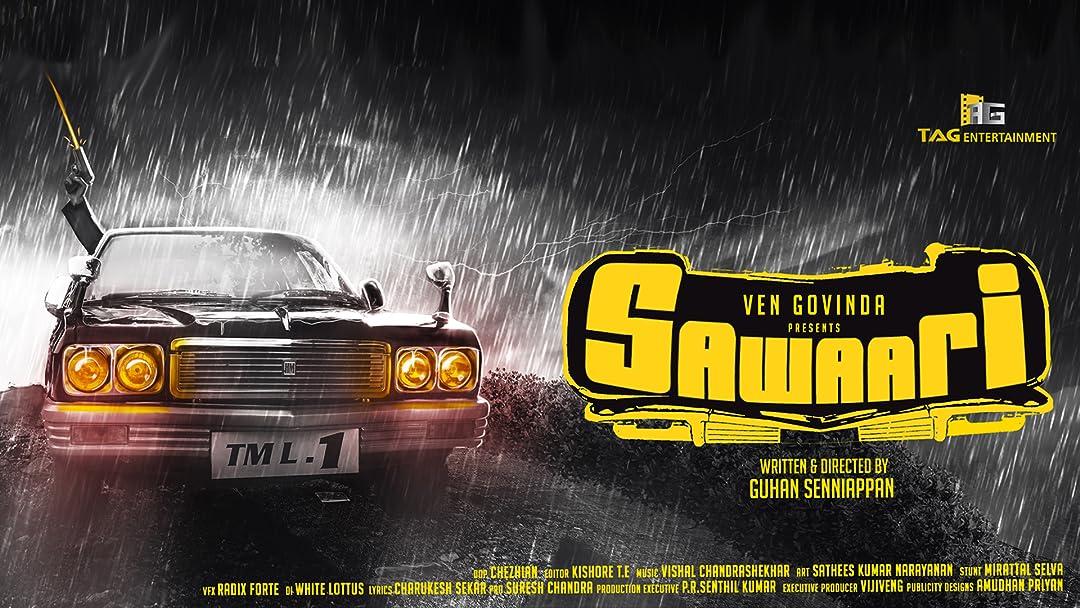 Sawaari on Amazon Prime Video UK