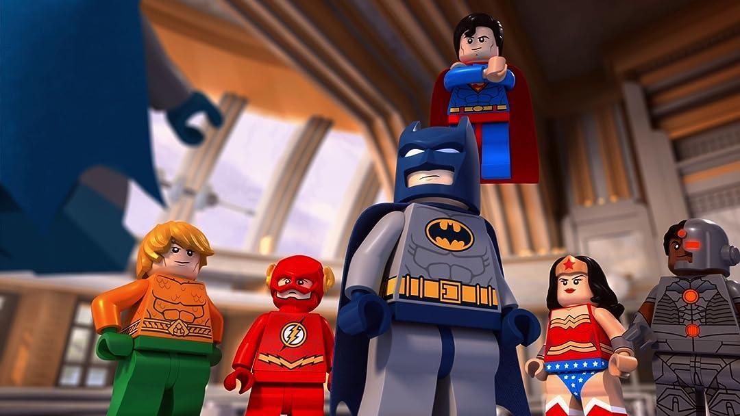 BATMAN: BE-LEAGUERED on Amazon Prime Video UK