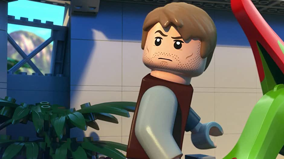 LEGO Jurassic World: The Indominus Escape : Watch online now with ...