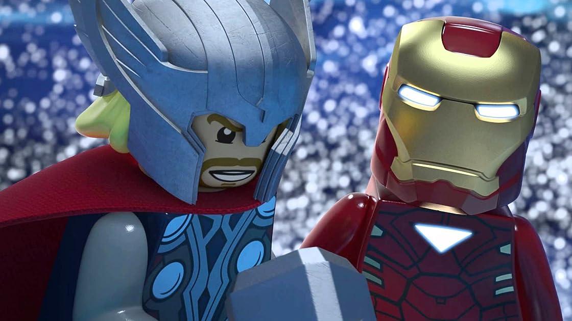 LEGO Marvel Super Heroes on Amazon Prime Video UK