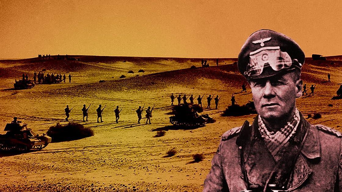 Battlezone WWII: Defeating Rommel and The Afrika Korps - Season 1