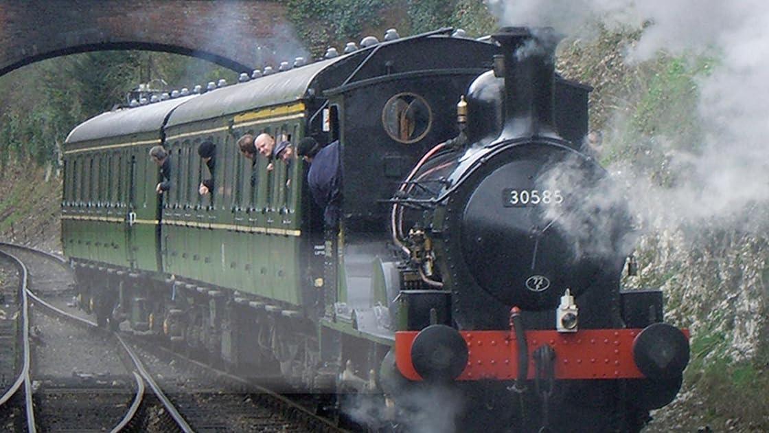 Britain's Railways Then & Now - Season 1