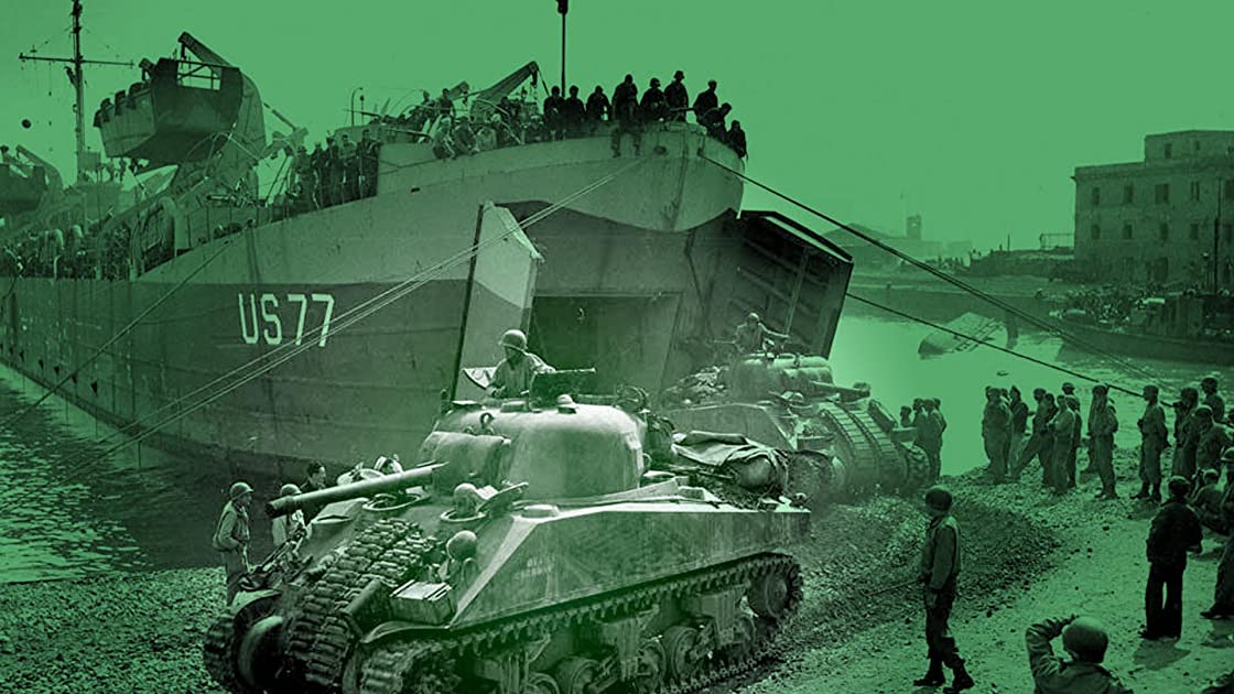 Battlezone WWII: The Gustav and Gothic Lines- Battle for Italy - Season 1