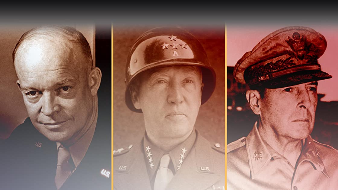 Battlezone WWII: America's Greatest Generals on Amazon Prime Instant Video UK