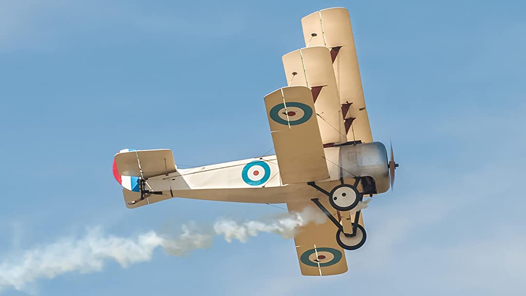 Military Aircraft of the 20th Century: Fighter Aircraft - WWI on Amazon Prime Video UK
