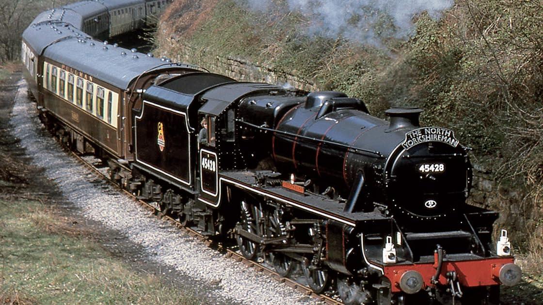 British Railway Journeys - Season 1