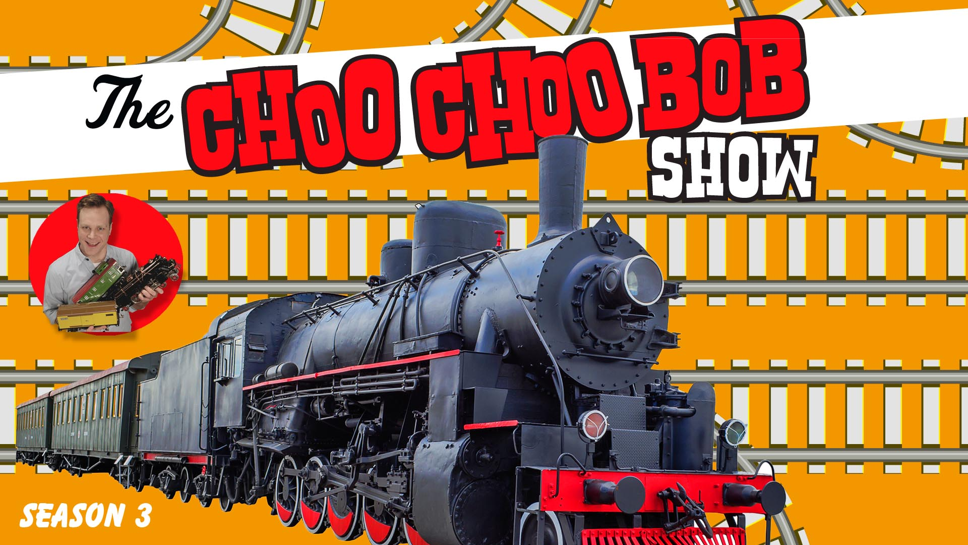 The Choo Choo Bob Show on Amazon Prime Video UK